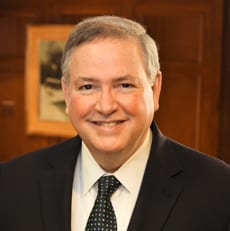 James K. Robertson Jr. professional attorney profile picture. Practicing in alternative dispute resolution, appeals, commercial litigation, intellectual property, intellectual property litigation, litigation, probate litigation, products liability, professional liability, trademarks, copyrights and trade secrets, and alcohol regulatory & distribution law.