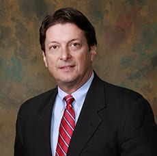 Kevin M. Greco professional attorney profile picture. Practicing in litigation, negligence, personal injury, workers' compensation, wrongful death law.
